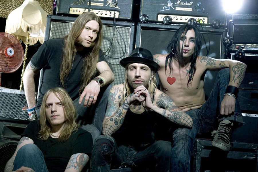 Backyard Babies (Noruega)