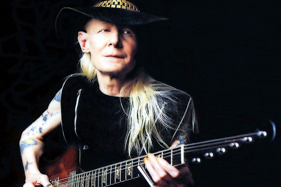 JOHNNY WINTER (Texas, USA) - Portobello